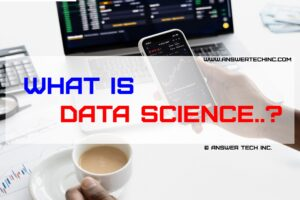 What is Data Science..?